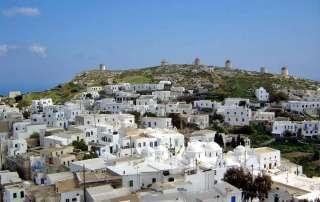 Ανάπλασης Βυζαντινού Οικισμού Χώρας Αμοργού