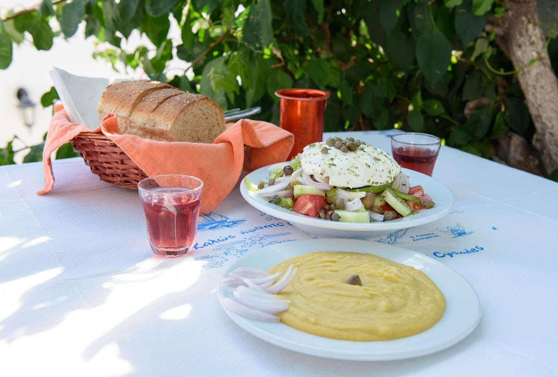 Gastronomy Amorgos
