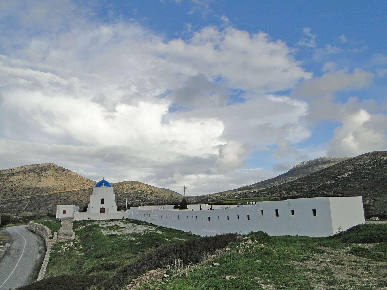 Agia Paraskevi Kolafana Amorgos